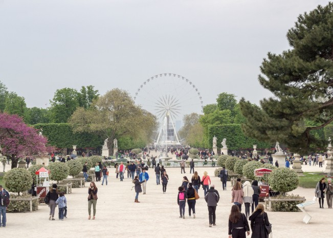 Tuileries Garden (1 of 4)